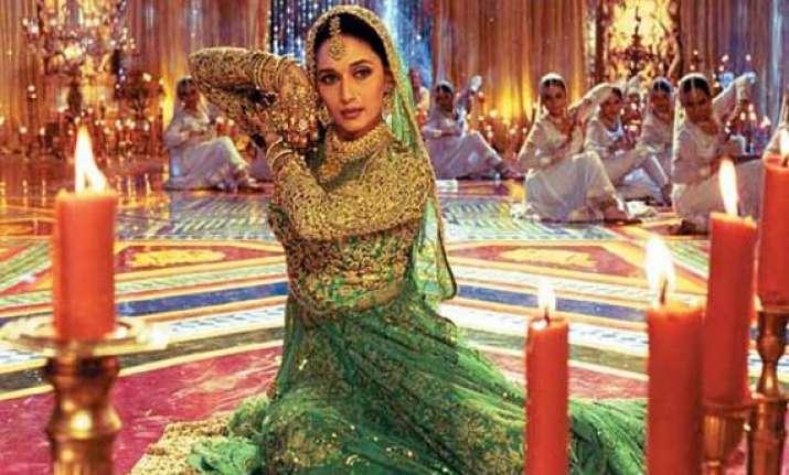 i am obsessed about madhuri says bhansali