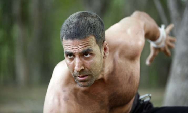 i am taking a break from comedy says akshay kumar