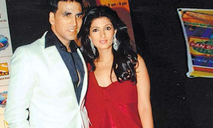 i and twinkle celebrate valentine s every week says akshay