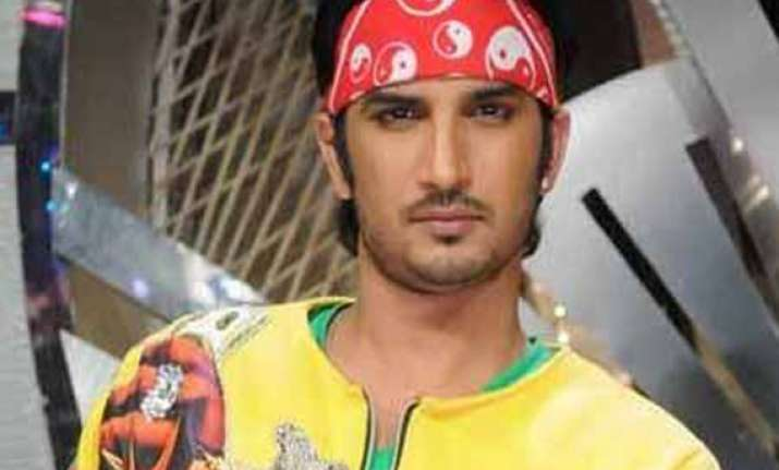 i am here for fame and money says sushant singh rajput