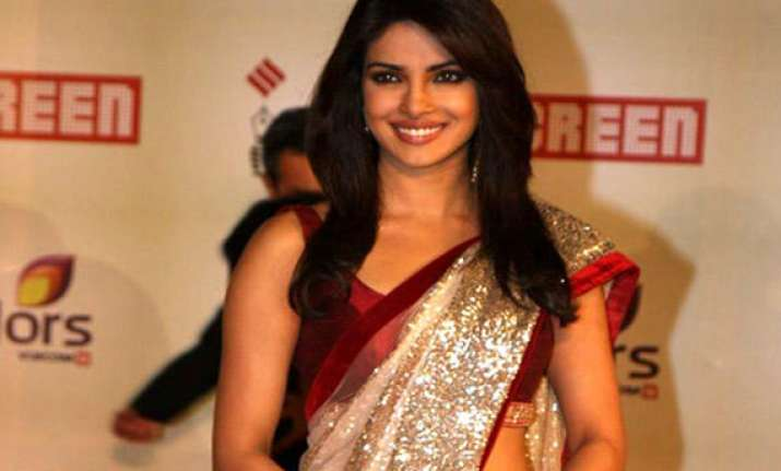 i have no issues in doing an item number says priyanka
