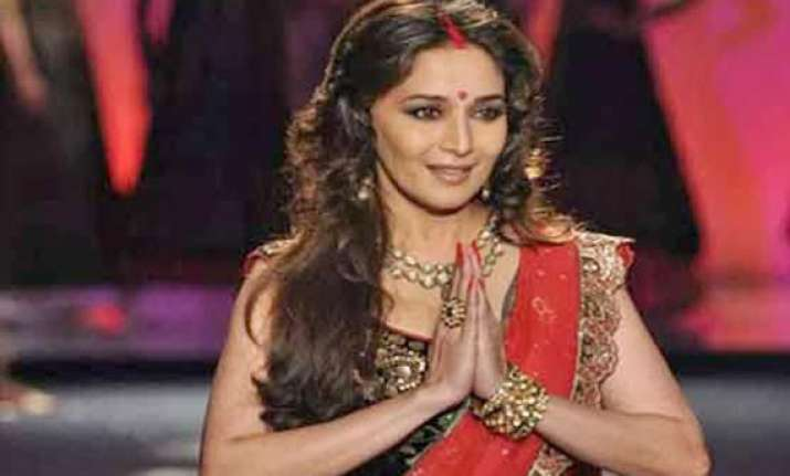 i kept away from industry s politics madhuri dixit