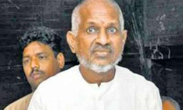 illayaraja to compose music in public