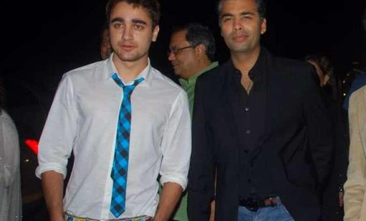 imran karan to appear on bigg boss to promote film