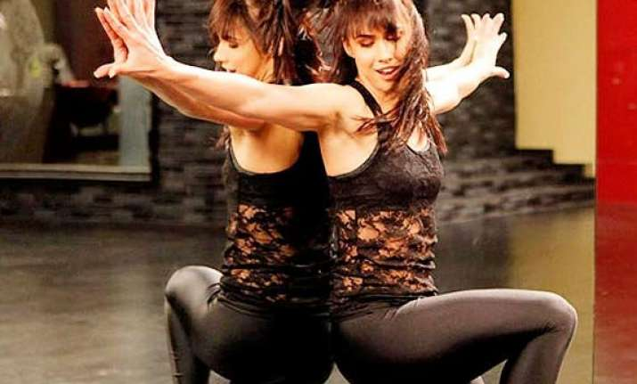 abcd 2 lauren gottlieb to shoot in las vegas for the film