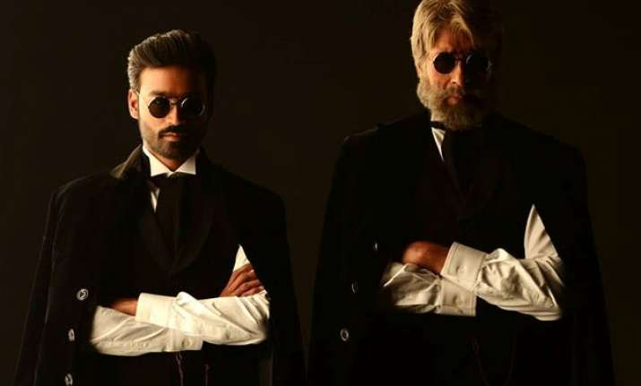 r balki dhanush is one of the most intelligent actors in