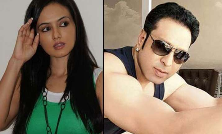 sana khan and her beau ismail khan arrested in assault case