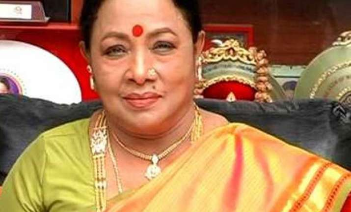 legendary tamil actor manorama who acted in over 1000 films