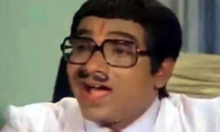 veteran telugu comedian mada venkateswara rao dead
