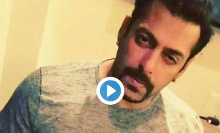 salman khan maiden dubsmash video has shotgun dialogue