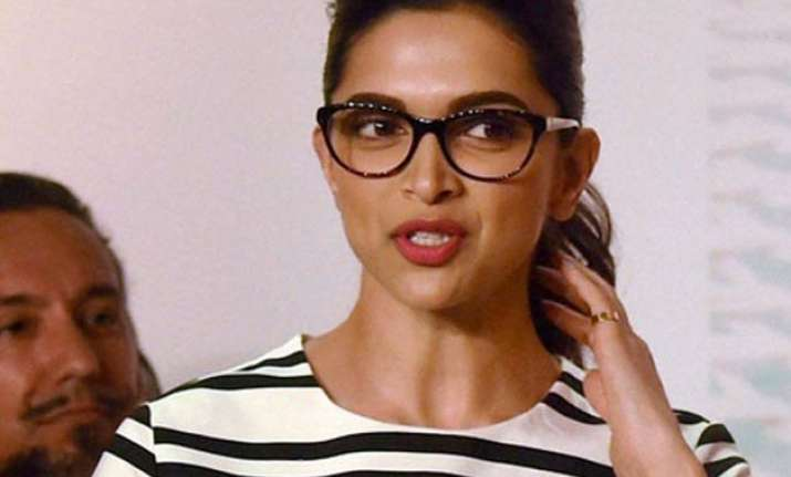 deepika padukone chooses comfort in clothes over trends