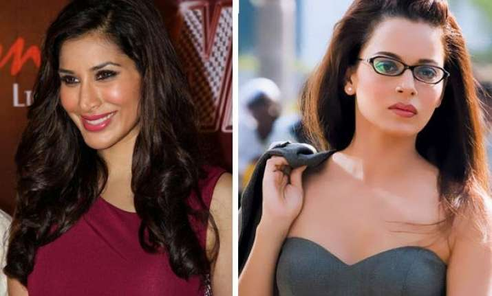 sophie chaudry finds kangana ranaut