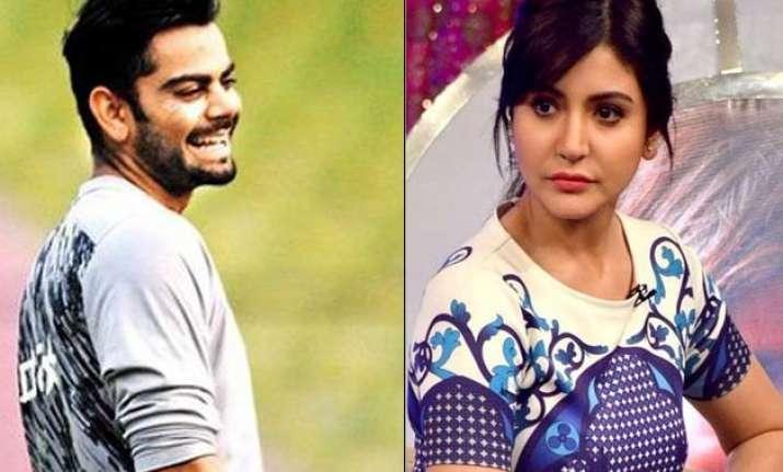 post break up virat kohli kicking anushka sharma in fake
