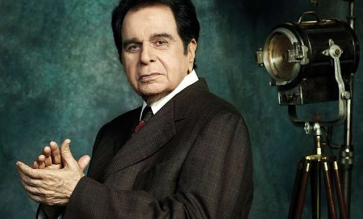 unwell dilip kumar couldn t receive padma vibhushan