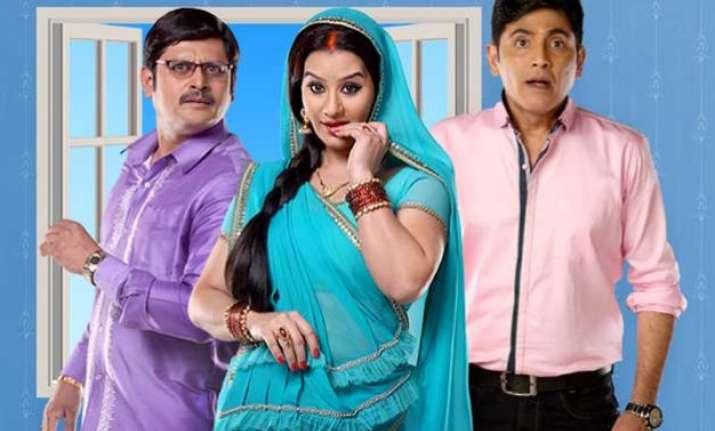 bhabhi ji ghar par hai tiwari gifts naulkaha haar to