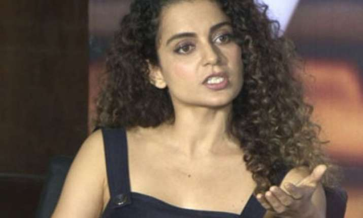 leaked video kangana ranaut loses temper and shouts on sets