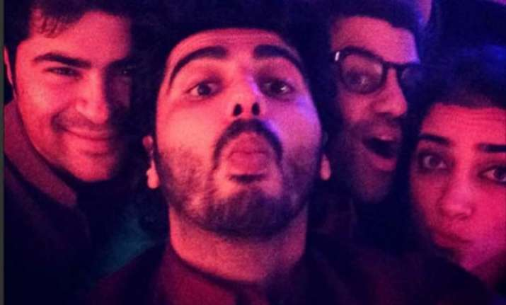 arjun kapoor gets 3 marriage proposals in one night