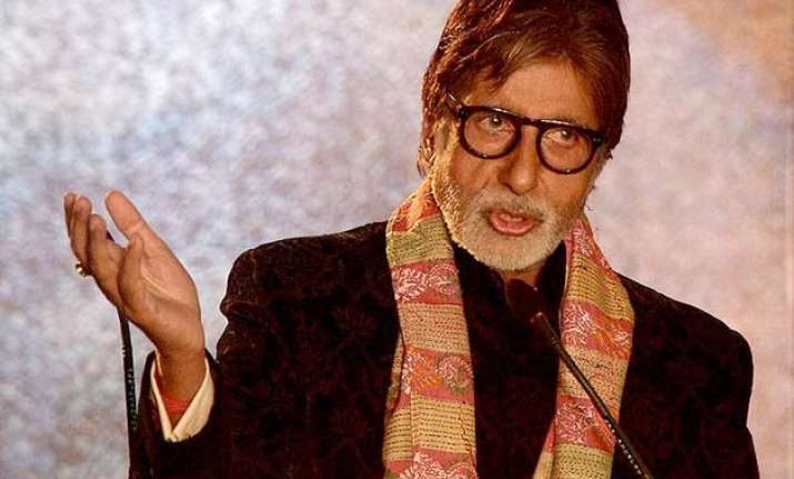 amitabh bachchan let s educate our girls