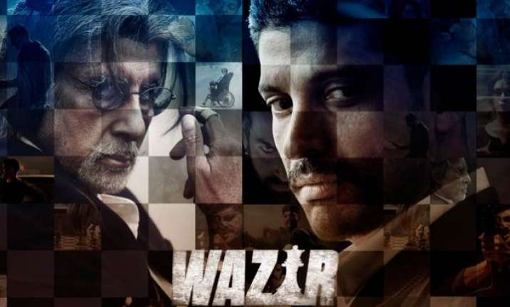 wazir movie review when a thriller becomes chess pe charcha