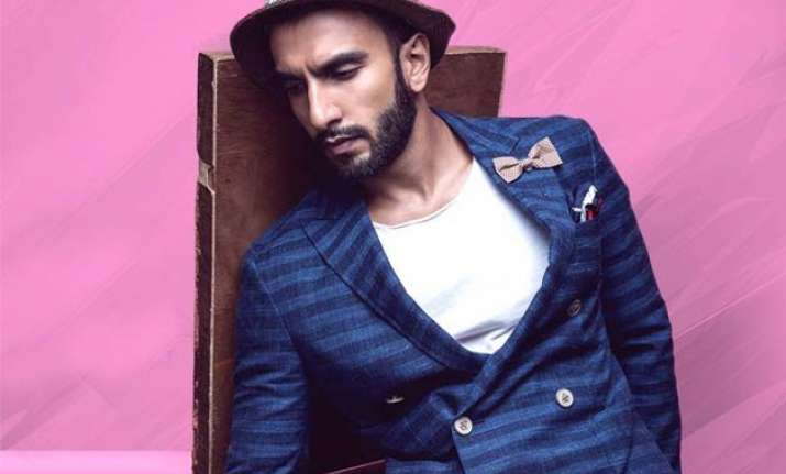 ranveer singh takes his work seriously not himself