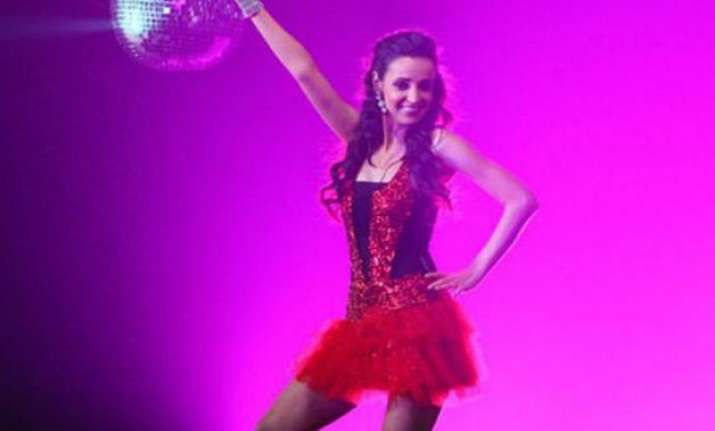 jhalak dikhhla jaa reloaded after shamita s injury sanaya
