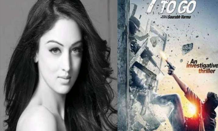 sandeepa dhar turns cop for saurabh verma s 7 hours to go