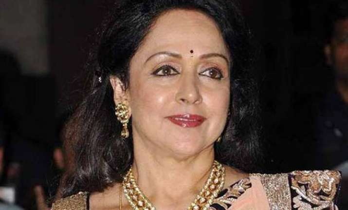 hema malini to have a quite birthday celebration