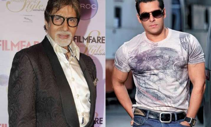 bigg boss 9 amitabh bachchan to co host the show with