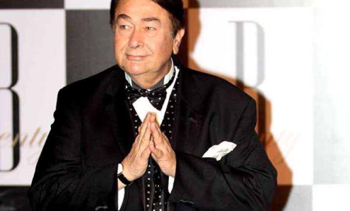 randhir kapoor direction is on my mind