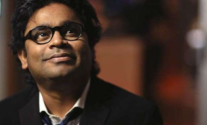rahman never lets his singers get nervous nikhita gandhi