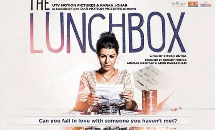 the lunchbox nominated at bafta 2015 for the film not in