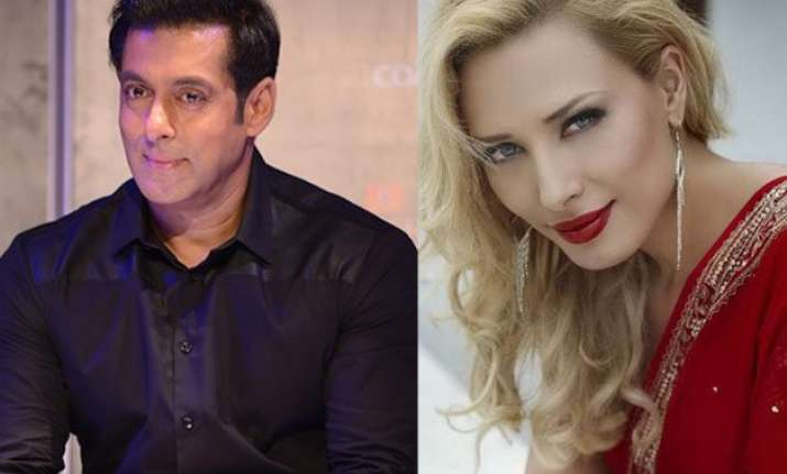 salman kisses iulia is he dropping serious signals about