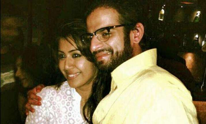 tv actor karan patel parties with fiancee ankita bhargava