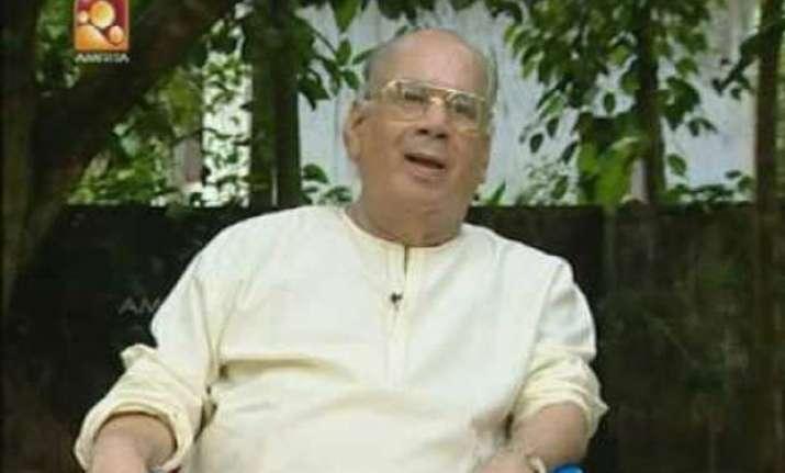 malayalam actor paravoor bharathan passes away