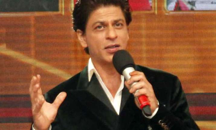 shah rukh i will shout on the top of my voice once i quit