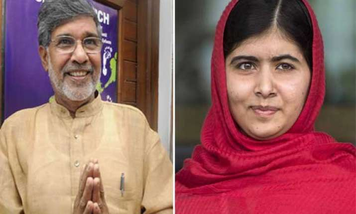 bollywood congratulates nobel peace prize winners malala