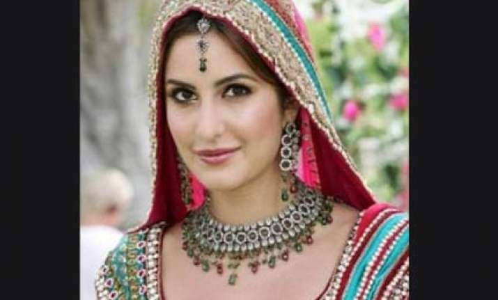 katrina sets the trend for indian women