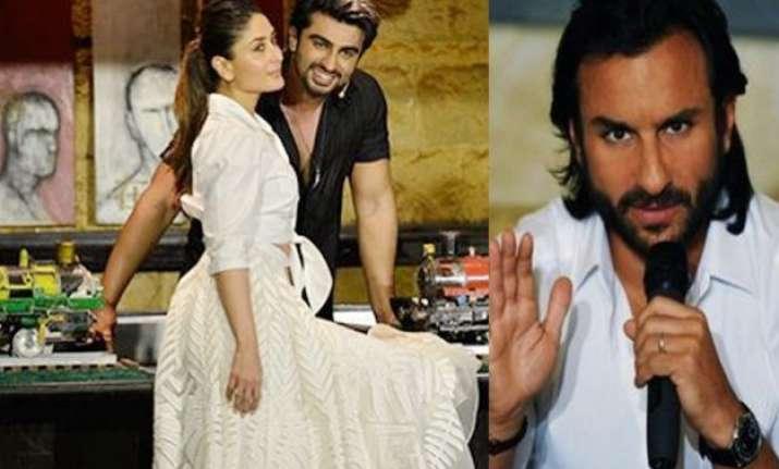 i will leave saif and marry arjun kapoor says kareena kapoor