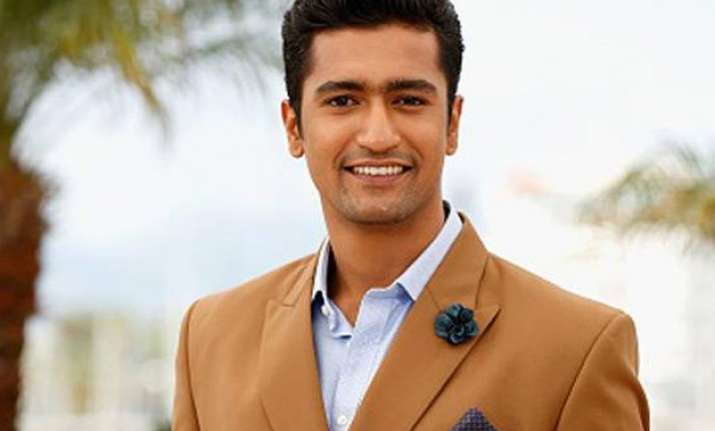 vicky kaushal shot for zubaan before masaan