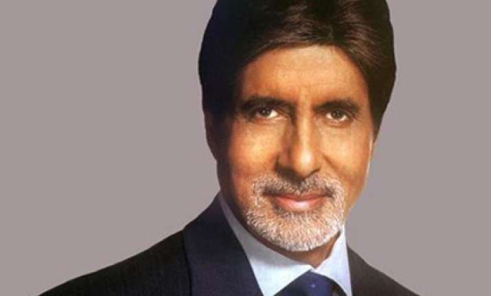 bigg boss launch washed away twice amitabh bachchan