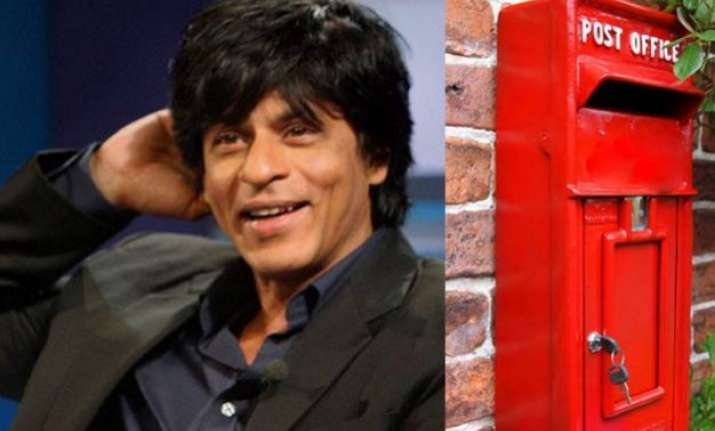 when shah rukh khan exploded a girl s letter box with