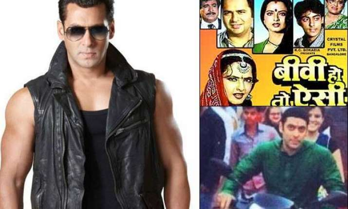 salman khan s cinematic journey from biwi ho to aisi to