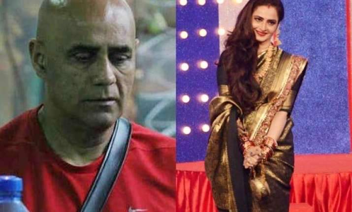 bigg boss 8 is big b the reason behind rekha ignoring