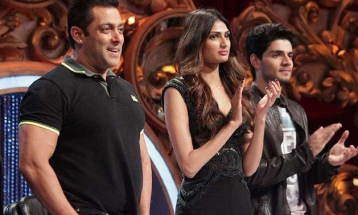 salman khan releases new song from hero