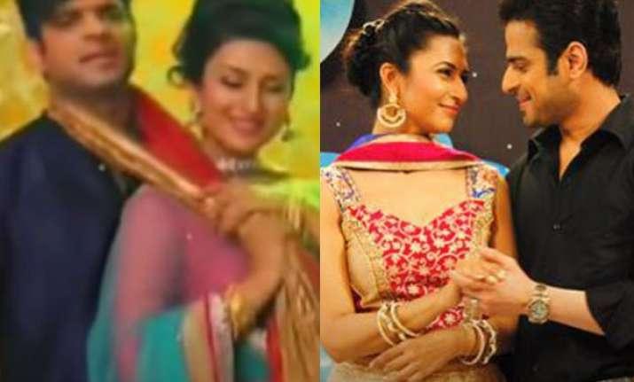 yeh hai mohabbatein raman ishita to dance at romi sarika