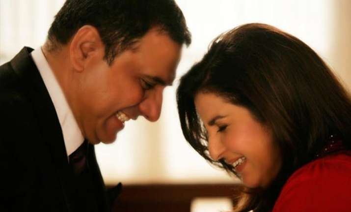 boman irani calls farah khan beautiful lil girl on her 50th