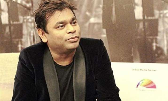 a.r. rahman calls 2014 as one of his happiest years