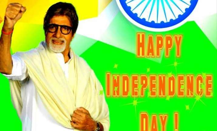 india is the best say bollywood celebs on independence day