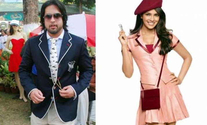 sidhartha mallya says priyanka has the best body