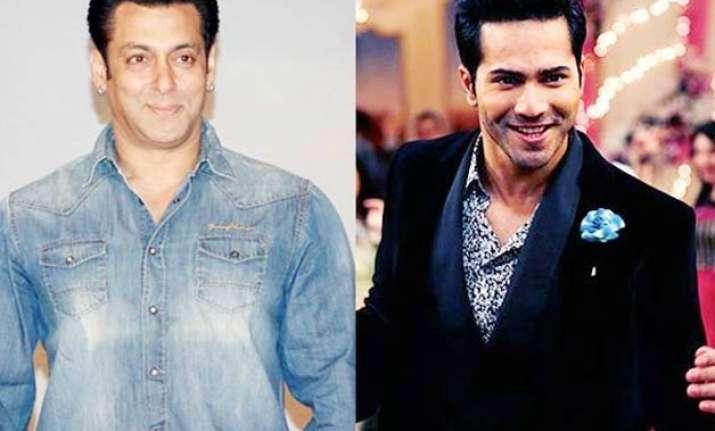 salman khan gets replaced by varun dhawan in shuddhi feels